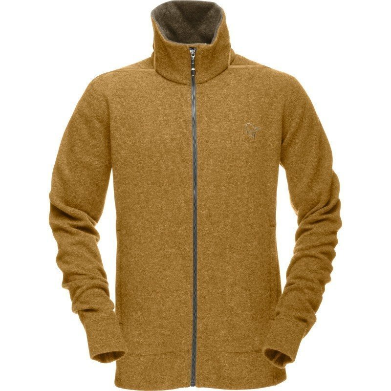 Norrøna /29 Wool Jacket M S Camelflage