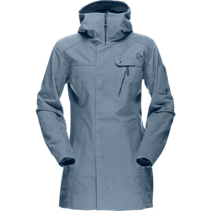 Norrøna /29 dri2 Coat Women's L Cyclone Eye