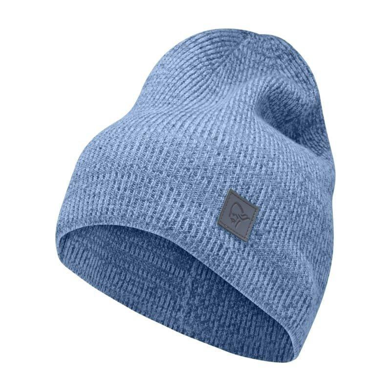 Norrøna /29 thin marl knit Beanie 1SIZE Beyond Blue