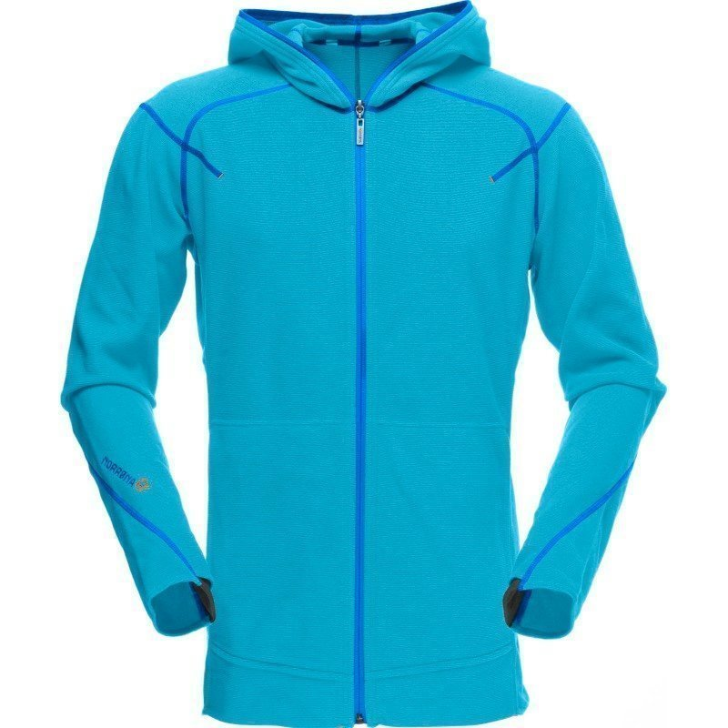 Norrøna /29 warm1 Zip Hood M XL Blue Moon