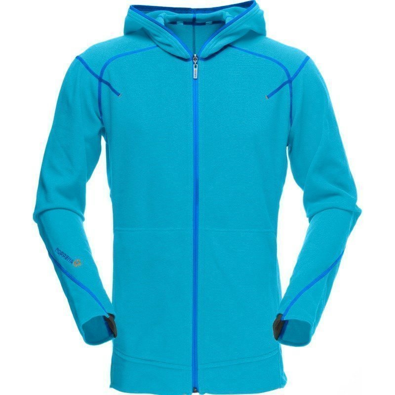 Norrøna /29 warm1 Zip Hood M XXL Blue Moon