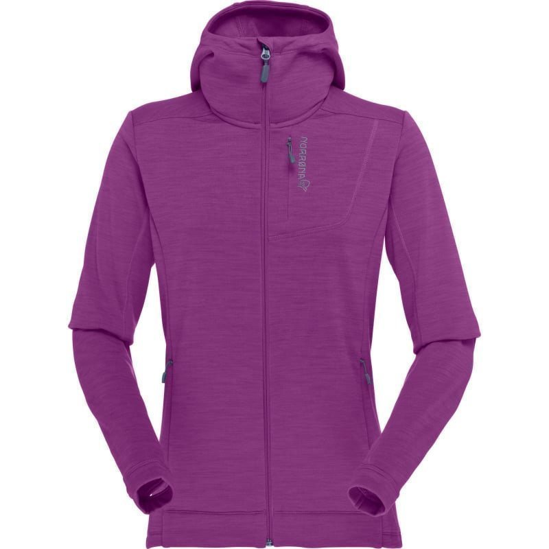 Norrøna Bitihorn Powerstretch Zip-Hood Women's