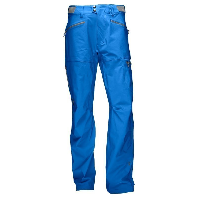Norrøna Falketind Flex1 Pants Men's L Electric Blue