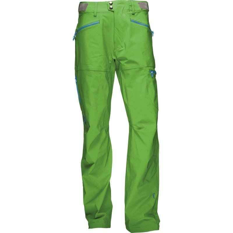 Norrøna Falketind Flex1 Pants Men's XXL Bamboo Green