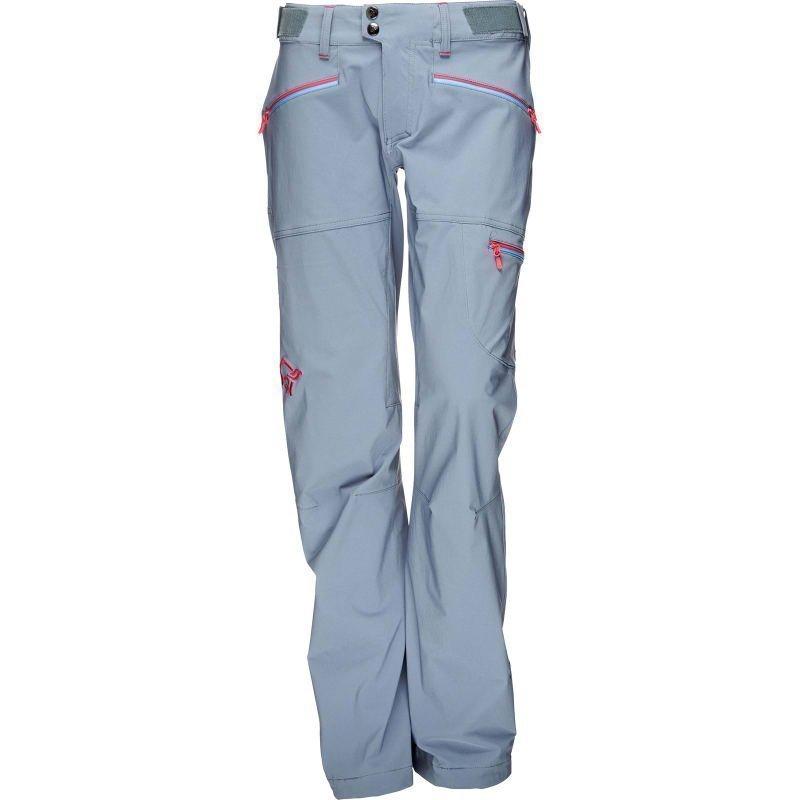 Norrøna Falketind Flex1 Pants Women's XL Bedrock