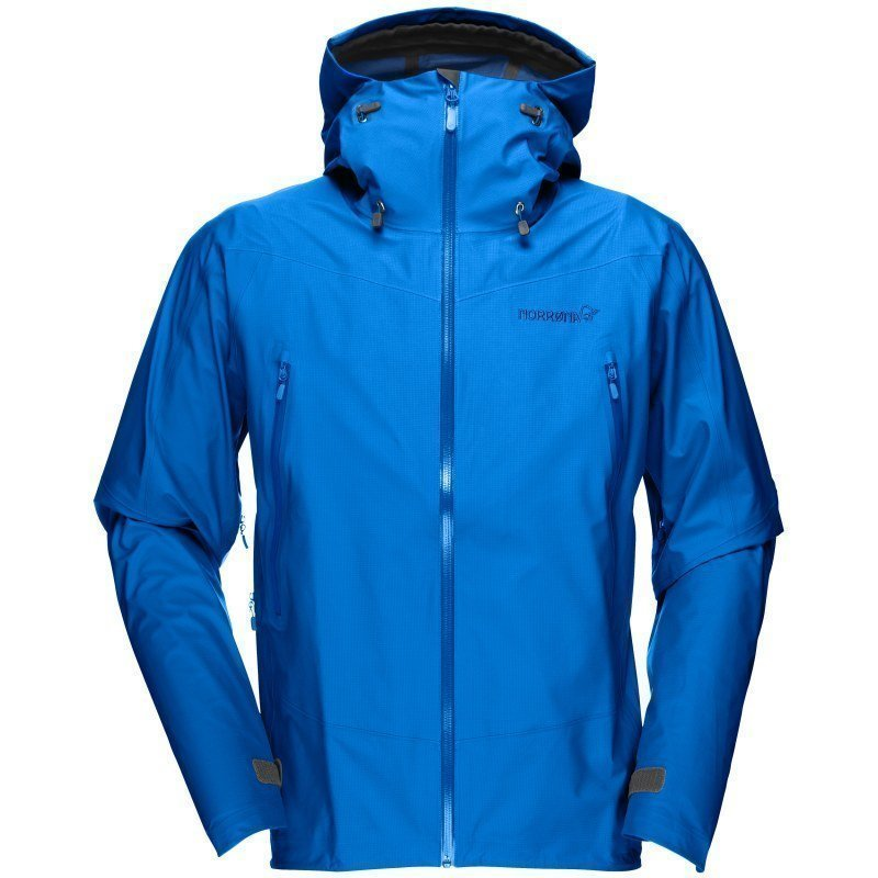 Norrøna Falketind Gore-Tex Jacket M L Electric Blue