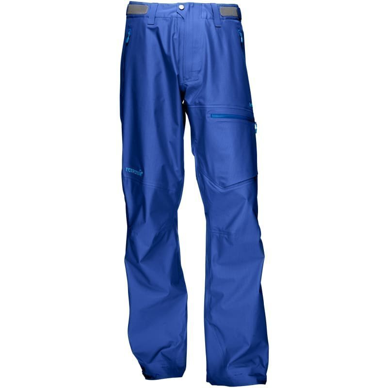 Norrøna Falketind Gore-Tex Pants Men's M Ionic Blue