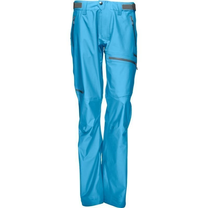 Norrøna Falketind Gore-Tex Pants Women's M Ice Blue