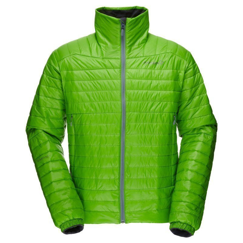 Norrøna Falketind Primaloft60 Jacket M L Bamboo Green