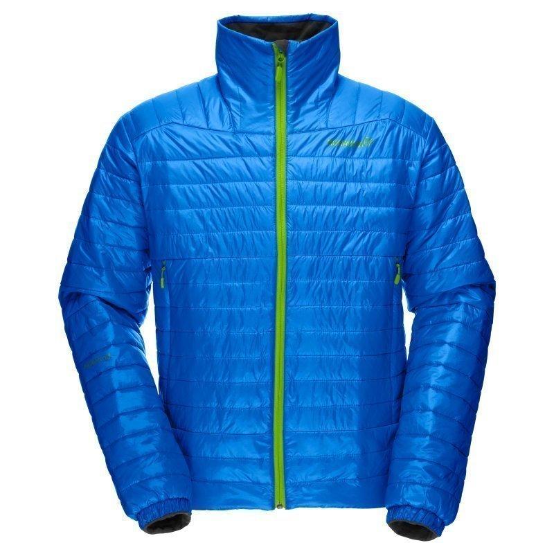 Norrøna Falketind Primaloft60 Jacket M L Electric Blue