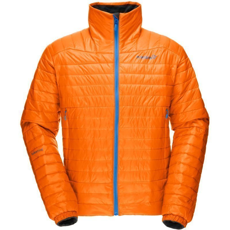Norrøna Falketind Primaloft60 Jacket M L Pure Orange