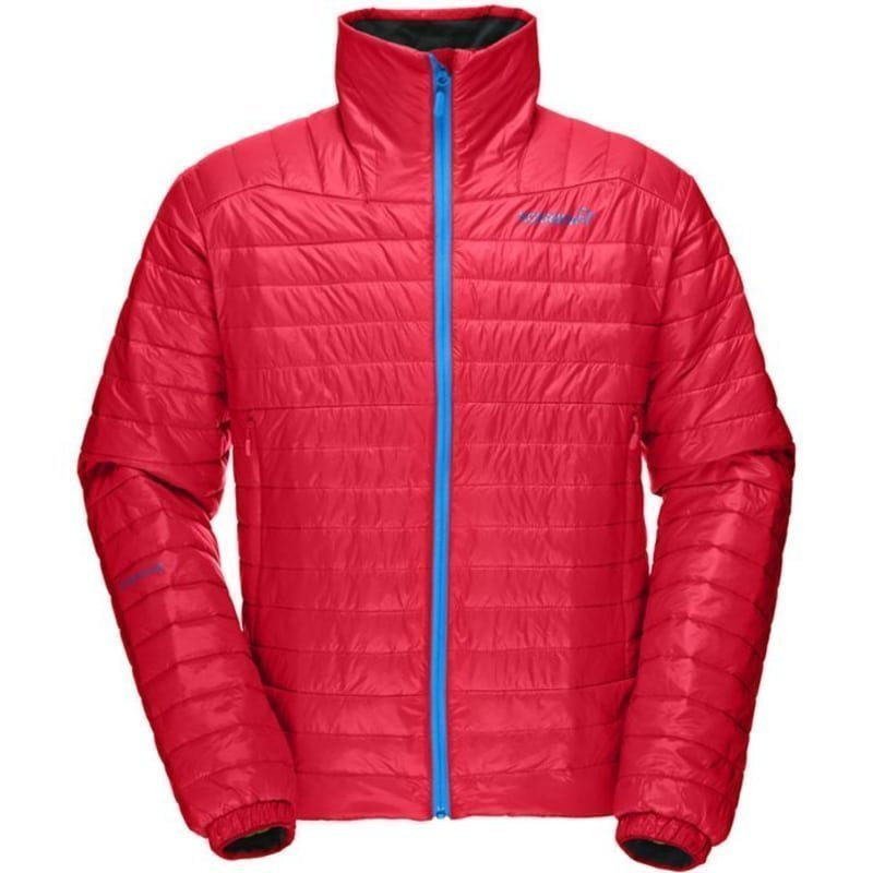 Norrøna Falketind Primaloft60 Jacket M M Rebel Red