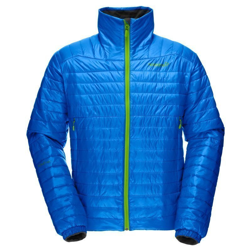 Norrøna Falketind Primaloft60 Jacket M S Electric Blue