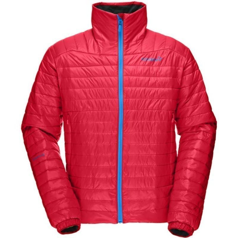 Norrøna Falketind Primaloft60 Jacket M XL Rebel Red