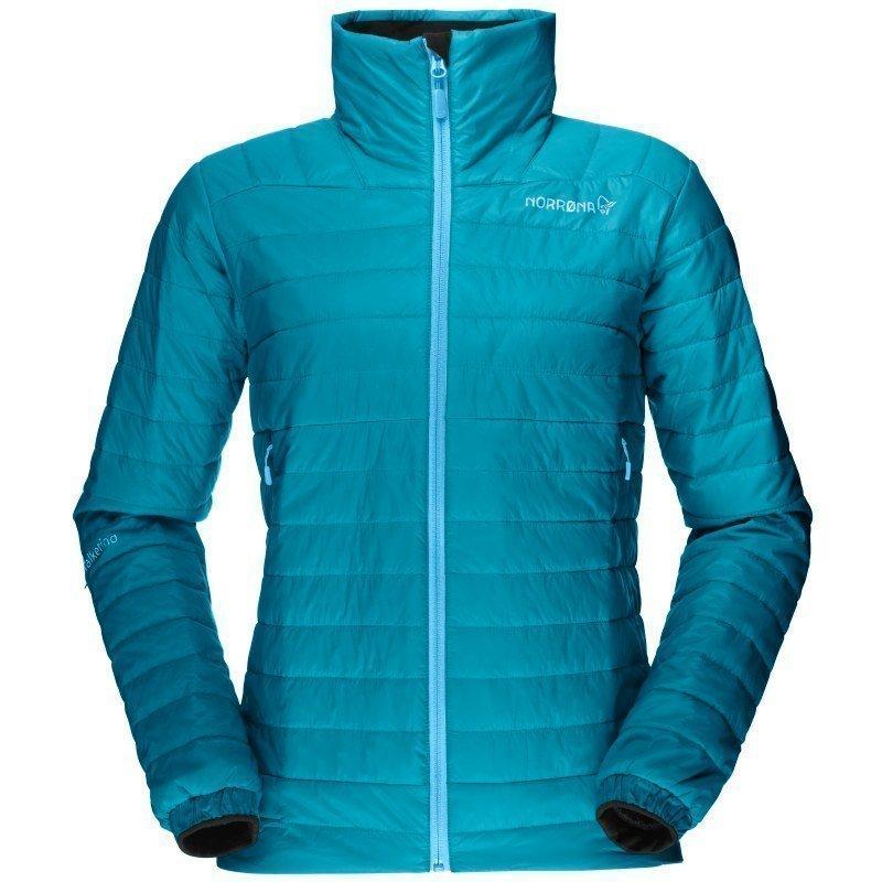 Norrøna Falketind Primaloft60 Jacket W L Iceberg Blue