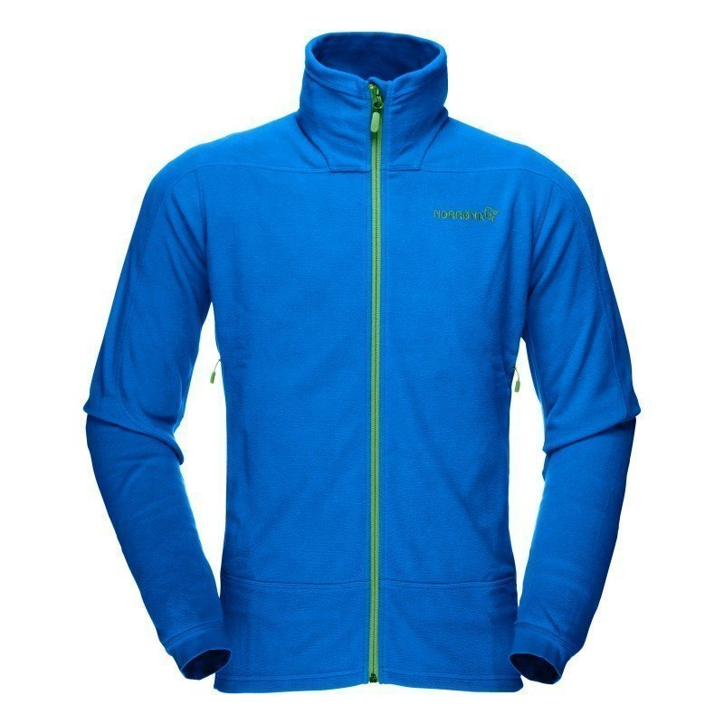 Norrøna Falketind Warm1 Jacket Men's S Electric Blue