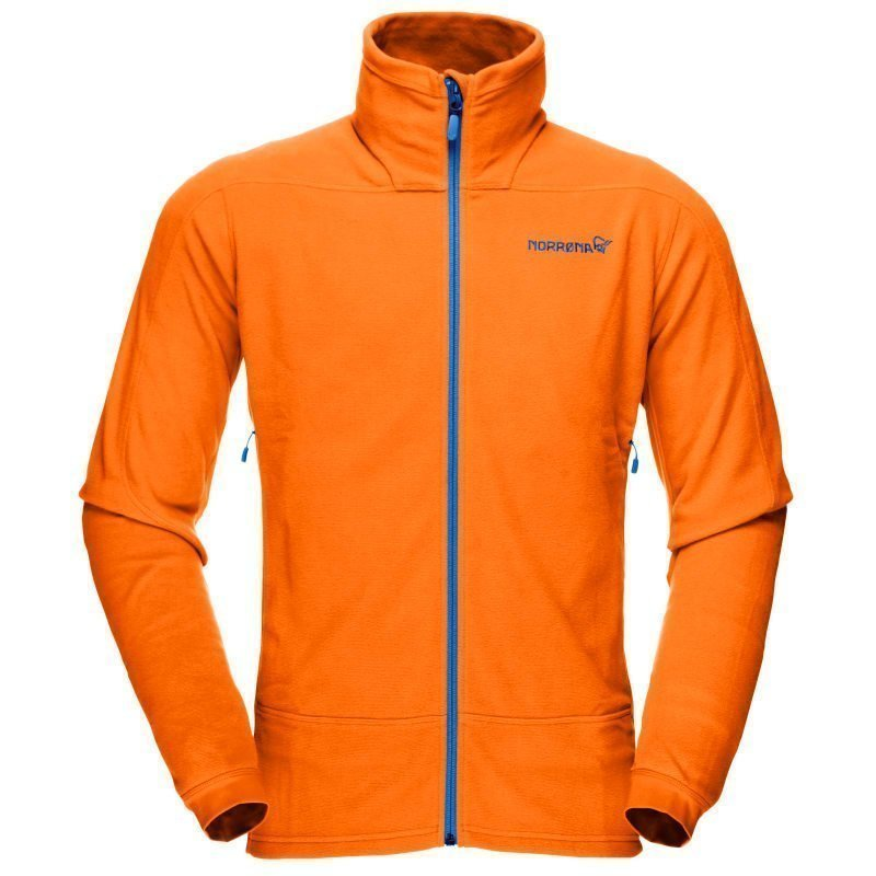 Norrøna Falketind Warm1 Jacket Men's S PURE ORANGE