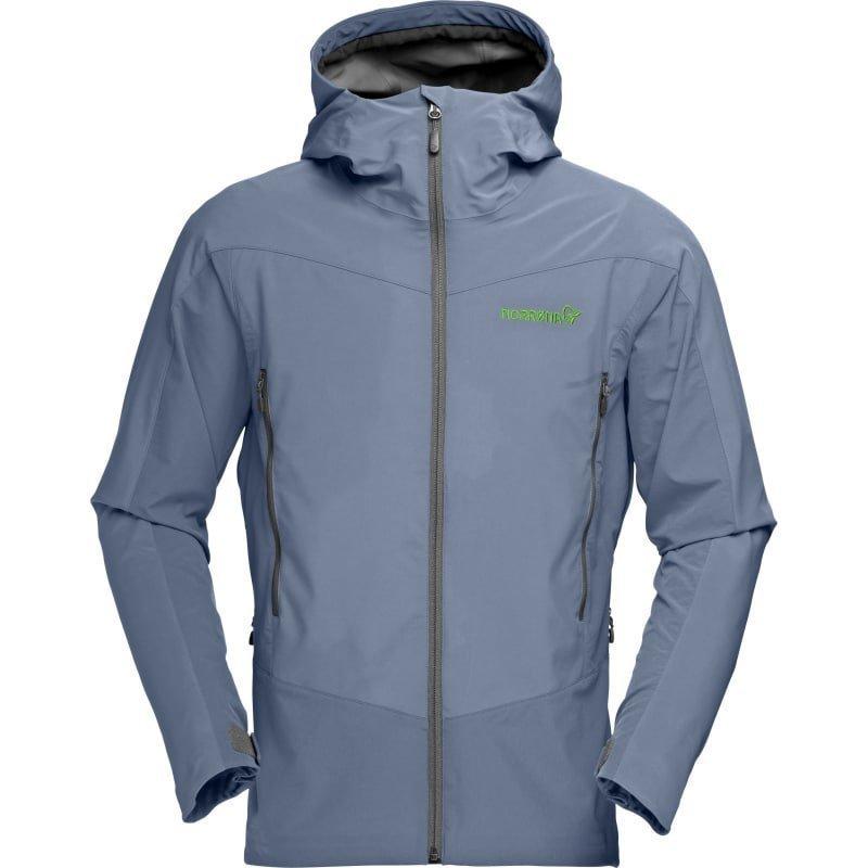 Norrøna Falketind Windstopper Hybrid Jacket Men's XL Bedrock