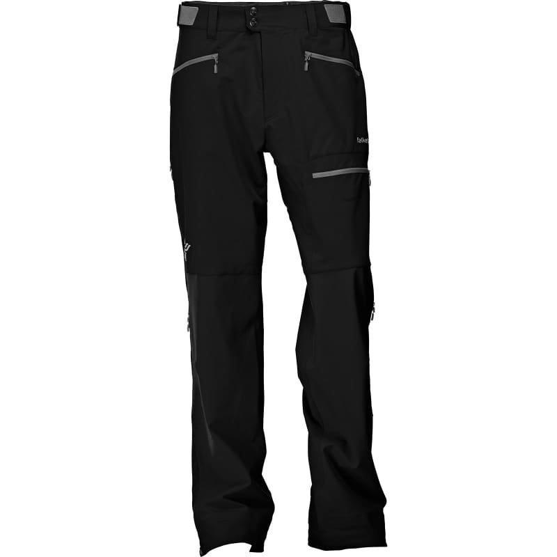 Norrøna Falketind Windstopper Hybrid Pants Men's XL Caviar