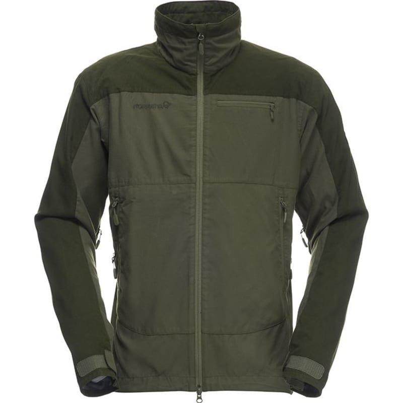 Norrøna Finnskogen Hybrid Jacket Men's/Women's XL Green