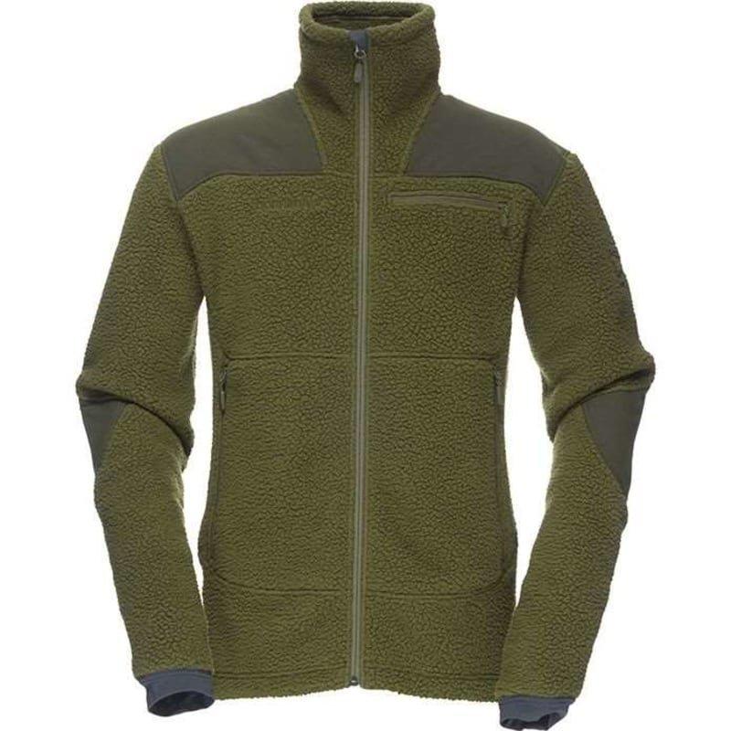 Norrøna Finnskogen Warm2 Jacket Unisex S Light Green