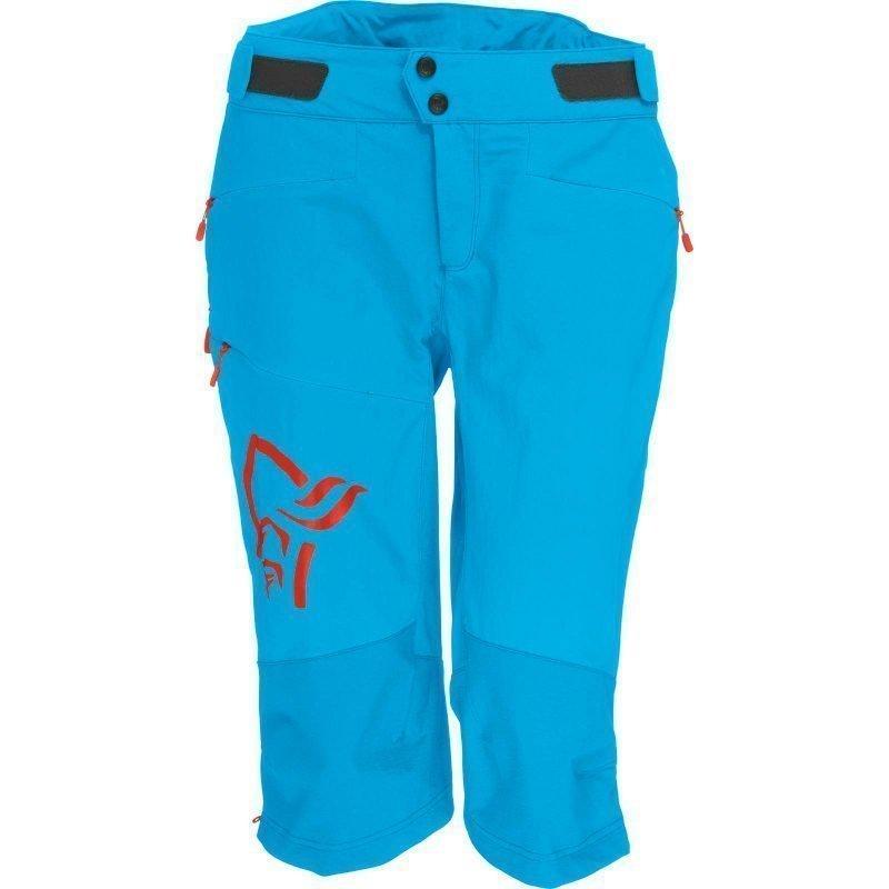 Norrøna Fjørå Flex1 Shorts Women's XS Caribbean Blue