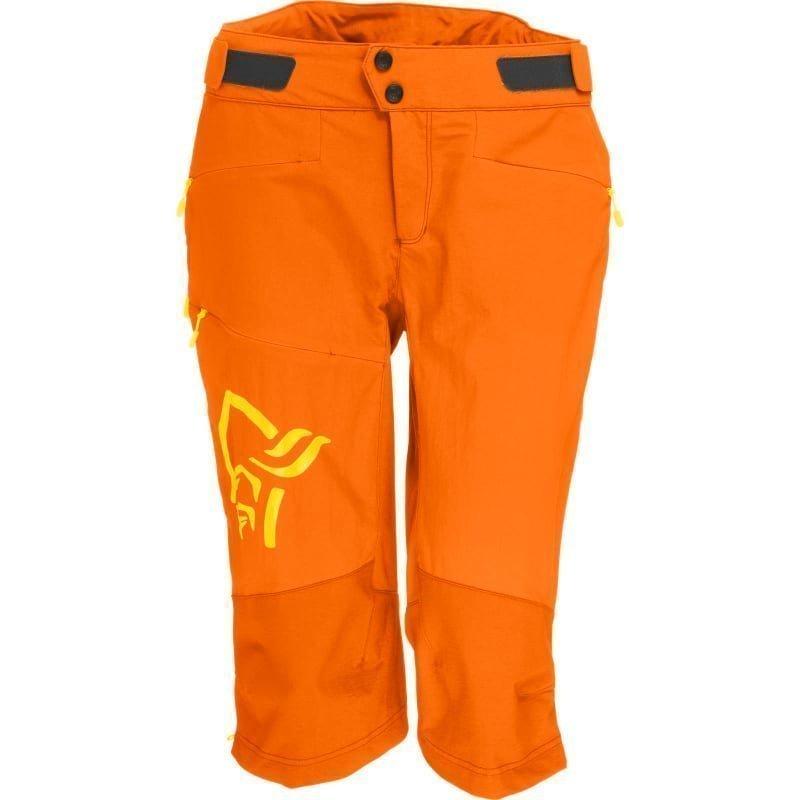 Norrøna Fjørå Flex1 Shorts Women's XS Pure Orange