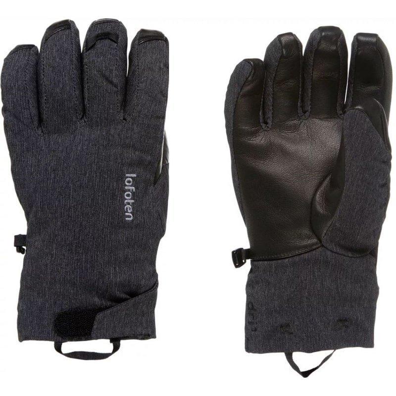 Norrøna Lofoten Dri1 Primaloft Short Gloves L Phantom