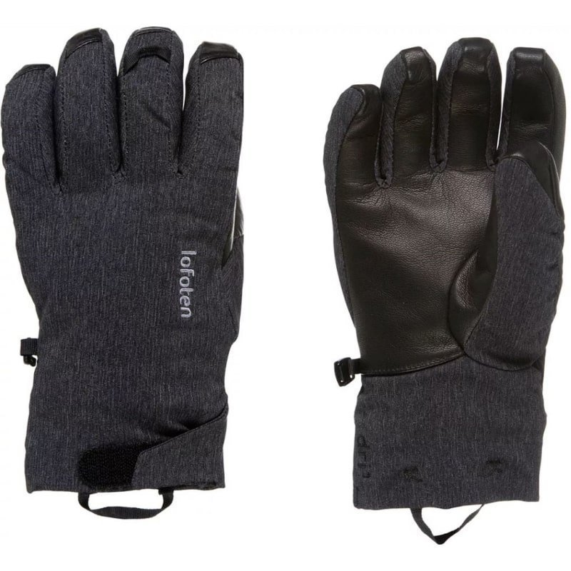 Norrøna Lofoten Dri1 Primaloft Short Gloves XL Phantom