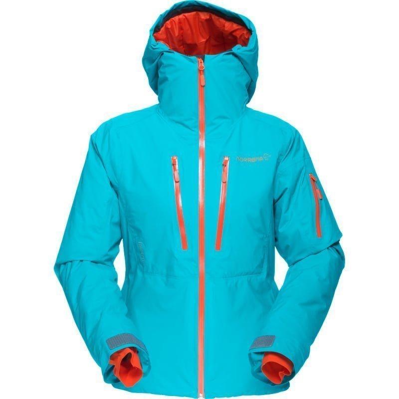 Norrøna Lofoten Gore-Tex Primaloft Jacket W M Iceberg Blue