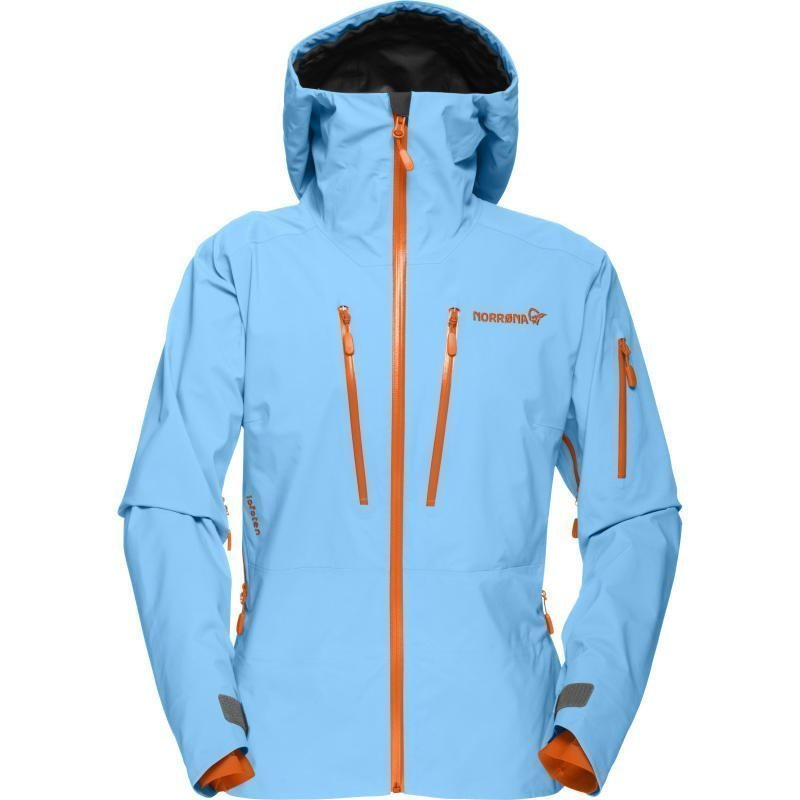 Norrøna Lofoten Gore-Tex Pro Jacket Women's L Ice Blue