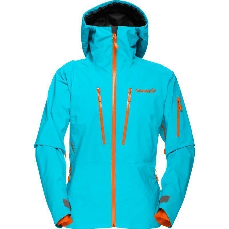 Norrøna Lofoten Gore-Tex Pro Jacket Women's M Iceberg Blue