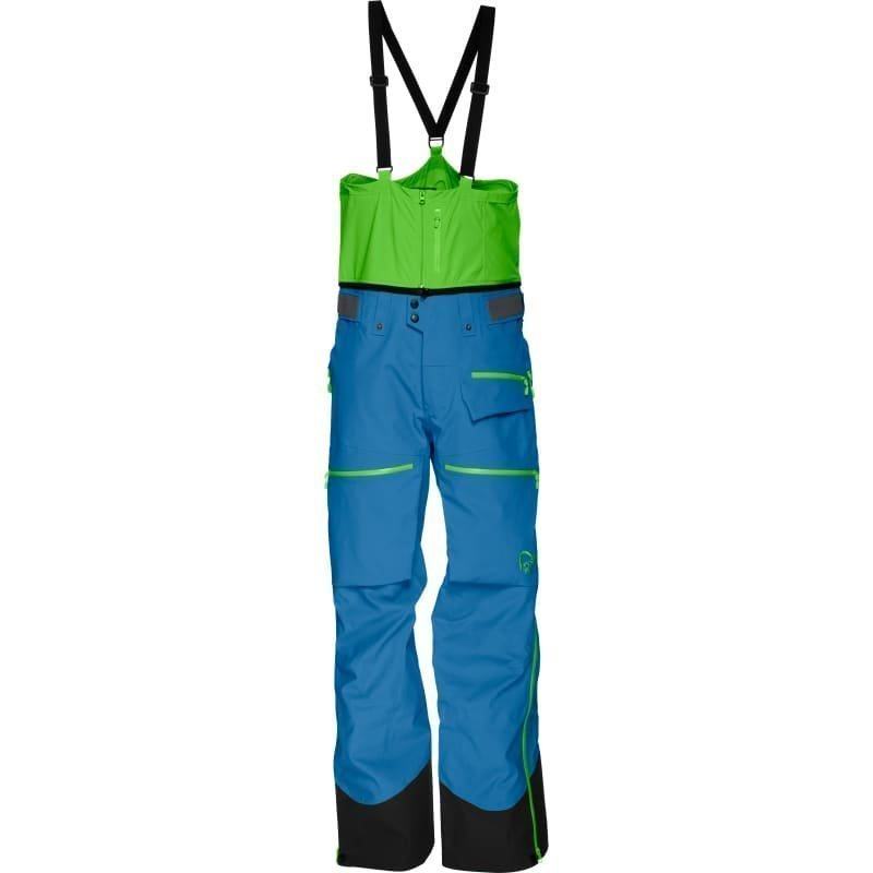 Norrøna Lofoten Gore-Tex Pro Pants M XL Denimite