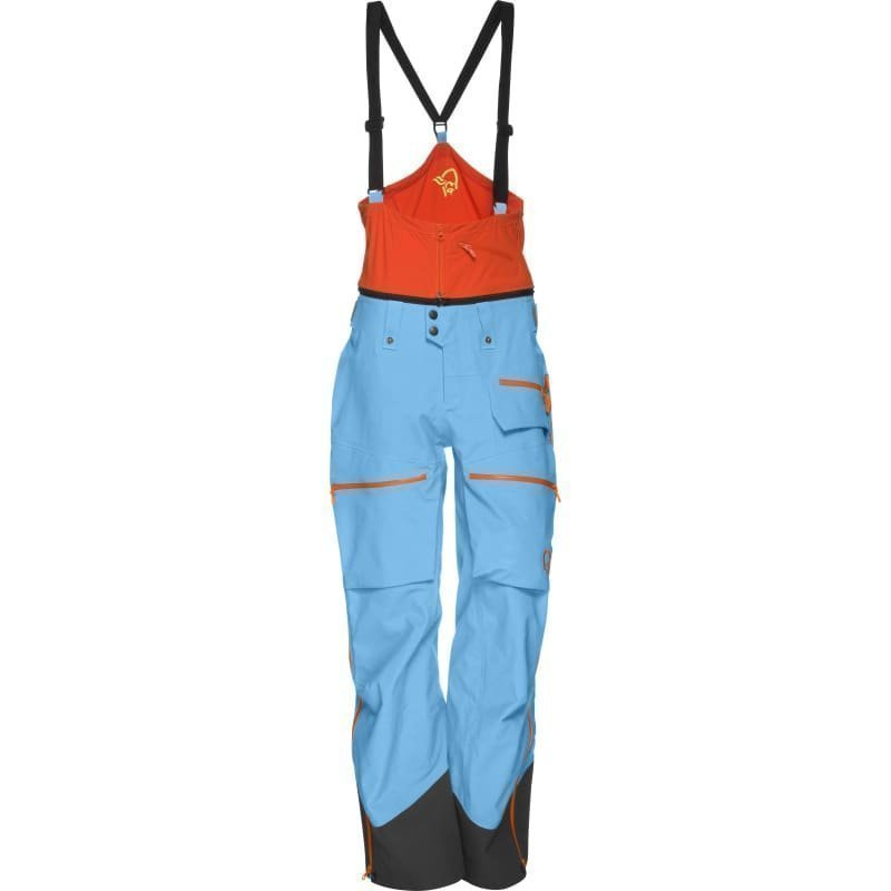 Norrøna Lofoten Gore-Tex Pro Pants W L Ice Blue
