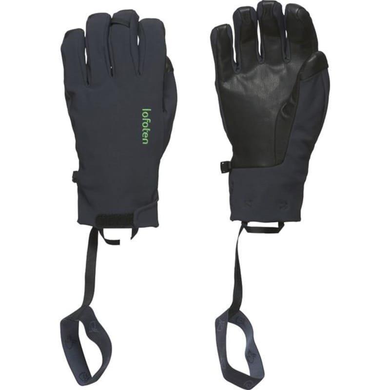 Norrøna Lofoten Gore-Tex Short Gloves XS Caviar