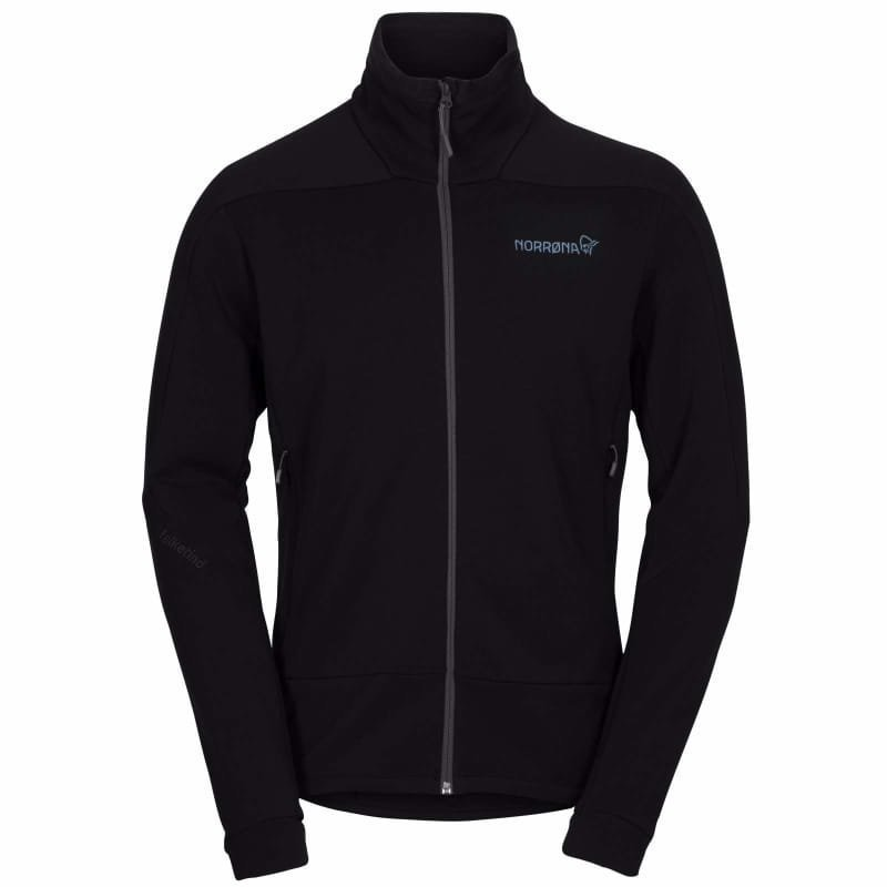 Norrøna falketind Power Stretch Jacket Men's M Caviar