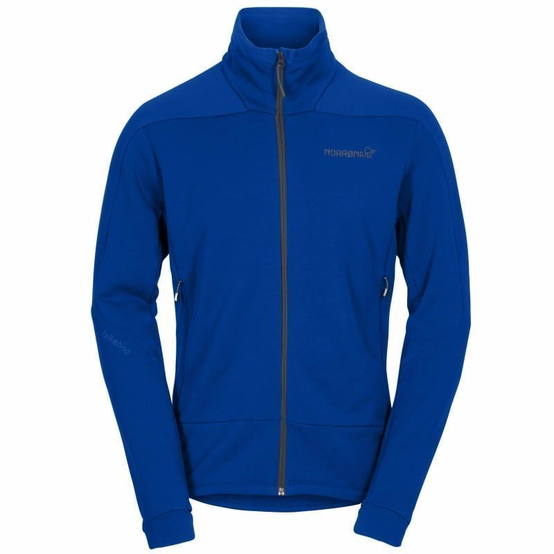 Norrøna falketind Power Stretch Jacket Men's XL Ionic Blue