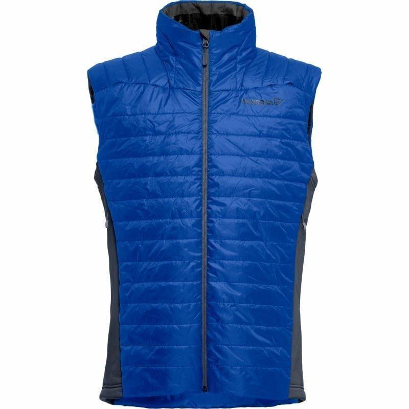 Norrøna falketind Primaloft100 Vest M XL Ionic Blue