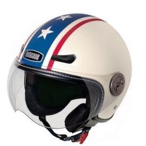 Nutcase Americana moottoripyöräkypärä
