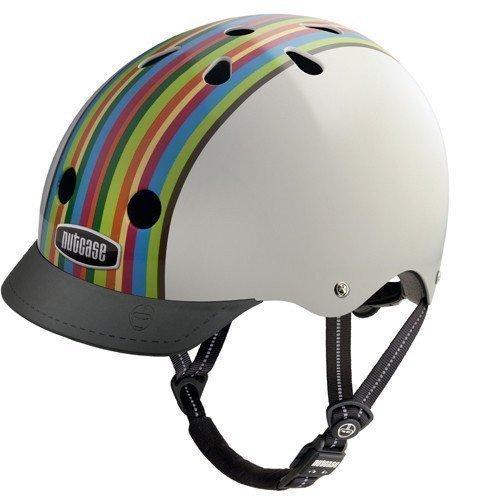 Nutcase Gen3 Rainbow Stripe