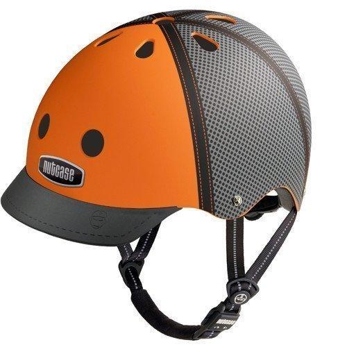 Nutcase Gen3 Trucker Orange (Matte)