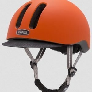 Nutcase Metroride Dutch Orange Matte pyöräilykypärä S-M (55-59cm)
