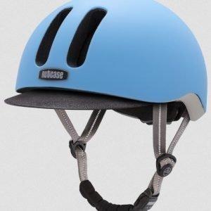 Nutcase Metroride Spartan Blue Matte pyöräilykypärä S-M (55-59cm)
