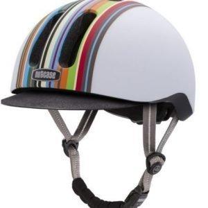 Nutcase Metroride Technicolor Pyöräilykypärä S-M (55-59cm)