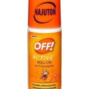 OFF! Active Roll-On hyttyskarkote 60 ml