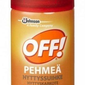 OFF! Active pehmeä hyttyssuihke 100 ml