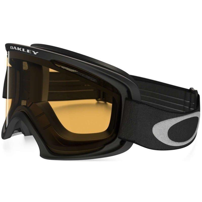 Oakley 02 XL 59-360 ONE SIZE MATTE BLACK W/PERSIMMON