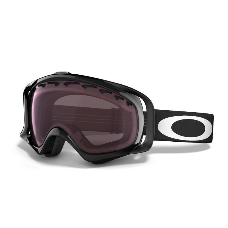 Oakley Crowbar 59-753 JET BLACK W/PRIZM ROSE