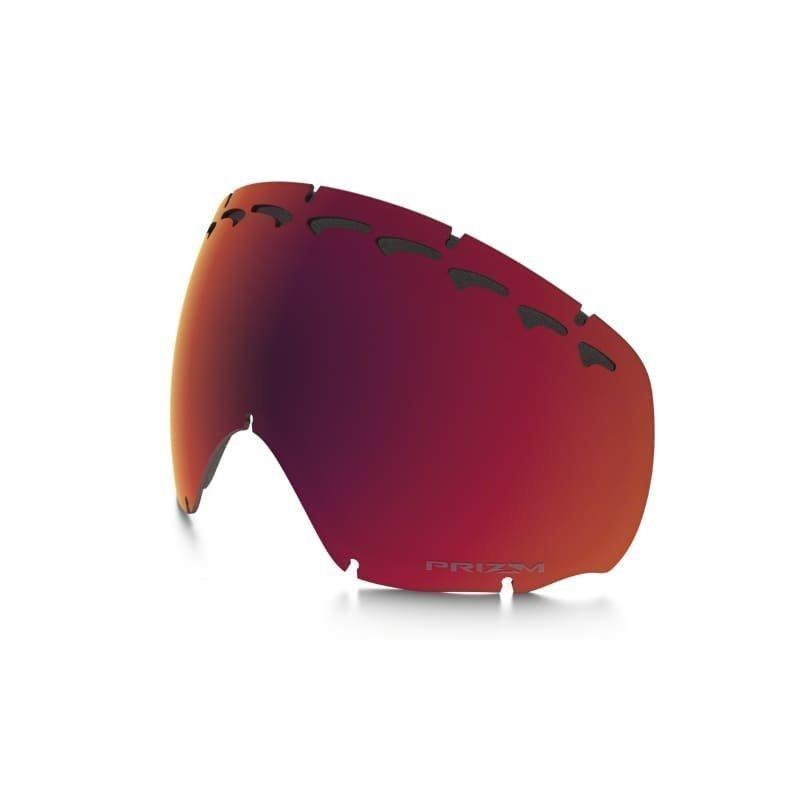 Oakley Crowbar Prizm Replacement Lenses 1SIZE Prizm Snow Torch Iridium