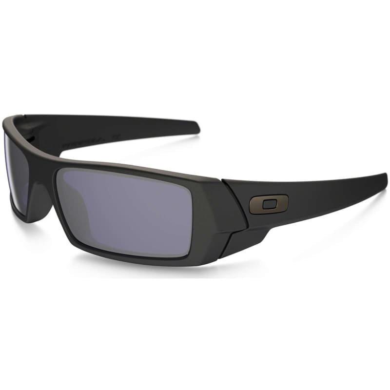 Oakley Gascan 03-473 1SIZE MATTE BLACK W/GREY